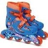 D'arpèje - EN13843 - Rollers en ligne Spiderman - Patins à roulettes évolutifs - Taille ajustable 30 à 33 - 101