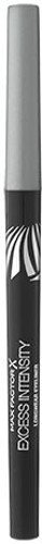 Max Factor Excess Intensity Longwear Crayon pour Yeux 05 Argent 2 g