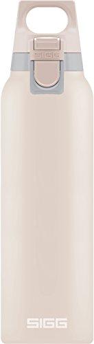 Sigg Thermo-Flasche Hot & Cold One Blush, Vakuum-Isolierte aus Edelstahl, BPA Frei, Blush, M, 8673.80