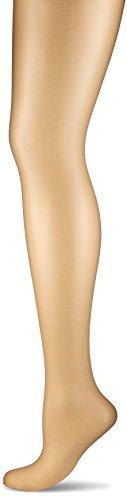 Wolford Damen Strumpfhose Luxe 9 Tights, 10 DEN, Beige (gobi 4365), Small (Feinstrumpfhose Wolford)