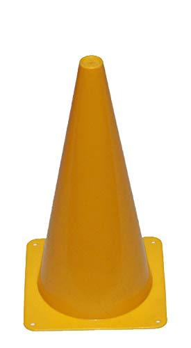 Markierkegel 38 cm, Farbe: gelb
