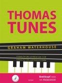 Thomas tunes : 8 Stücke für Cello und Klavier oder 2 Celli | Waterhouse, Graham  (1962-)