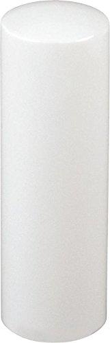HOPPE K-Zierhülse Kunststoff reinweiß für Türbänder - glatt - 6493894