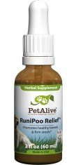 PetAlive Runipoo Natural Remedy for health bowels in Dogs and Cats 1