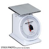 Detecto Petite Top Loading Dial Scale, 5 lbs by Detecto Detecto Top