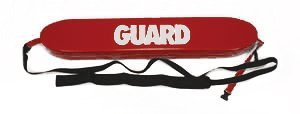 rescue-tube-w-plastic-clips-guard-logo-40in-red-by-aqua-gear-direct