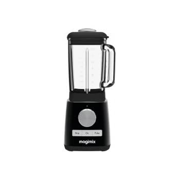 Magimix 11610 Mixeur Blender de table 1,8 l 1200 W Noir