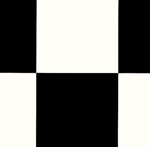 black-white-tile-chessboard-vinyl-flooring-26mm-thick-3m-wide-2m-long
