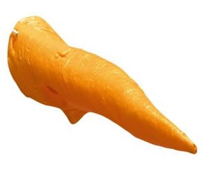 Pam/'s Scarecrow Free Shipping Carrot Nose