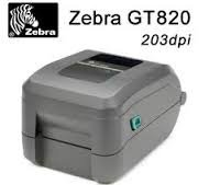ZEBRA GT820 DESKTOP BARCODE PRINTER WITH USB & SERIAL PORT