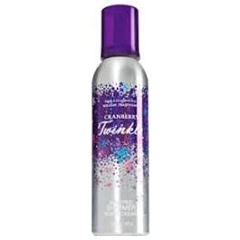 Bath and Body Works Cranberry Twinkle Whipped Shimmer Body Creme by Bath & Body Works