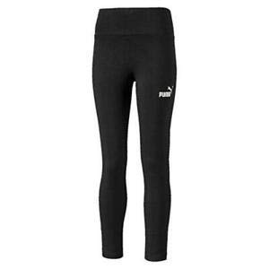 PUMA Mädchen Amplified Leggings G Black, 152