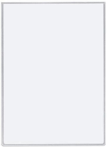 150x Sichttaschen A6 (105x148mm) selbstklebend GLASKLAR und glatt, Selbstklebetasche, Klebetasche mit Abziehfolie