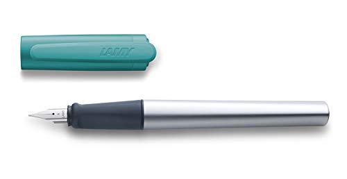Lamy nexx smaragd Füllhalter 064 (A - Anfänger)