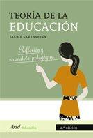 Teoría de la educación (Ariel Ciencias Sociales) por Jaume Sarramona Lopez