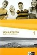 Línea amarilla. Spanisch als 2. Fremdsprache / Arbeitsheft 1