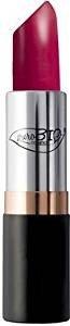 PUROBIO - Lippenstift, Lipstick - 04 Erdbeere - BIO, Vegan, Nickel Tested, Hergestellt in Italien