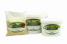 Dodson & Horrell Unisex's Garlic Granules Refill, Clear, 1 kg 1