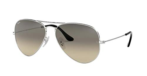 Ray Ban RB3025 003/32 55M Silver/Gray Gradient Aviator