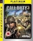 Best The   Duty Games - Call of Duty 3 Game, Platinum (PS3) Review