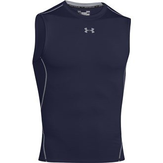 Under Armour Ua Hg Armour Sl - Camiseta sin mangas para hombre