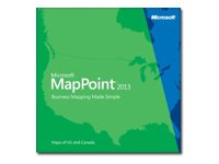 Ic-geoanalysis Suite™ Plus Microsoft Mappoint 2013 - Europe - Deutsch - (Isv)