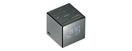 Sony XDR-C1DBP Radiowecker mit DAB+ - 2