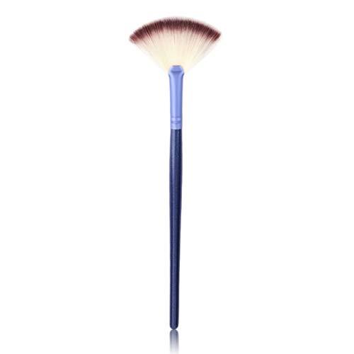 Preisvergleich Produktbild LouiseEvel215 Moda Cómoda En Forma de abanico,  Maquillaje único,  Base Facial,  Belleza,  Herramientas para EL cuidado de la piel,  Cepillo cosmético