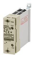 SSR, DIN, 40A, 5-24VDC, 1 POLE G3PA-240B-VD DC5-24 By OMRON INDUSTRIAL AUTOMATION -