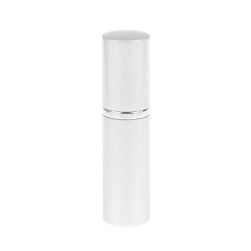 10ml Mini Vaporisateur Atomiseur Vide Rechargeable pour Parfum Après-rasage - Argent