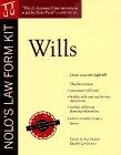 Nolo's Law Form Kit: Wills por Denis Clifford