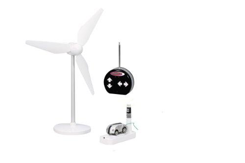 Jamara - 400212 - Maquette - Voiture - Ecological Wind - 7 Pièces