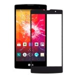 Seasiant India Front Screen Outer Glass Lens for LG Magna / H500 / H501 / H502 / H504 (Black)
