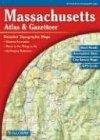 Massachusetts (Delorme Atlas & Gazetteer)