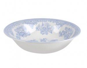Burleigh Blau asiatische Fasan Soup Bowl 20.5cm Soup Bowl Asiatische