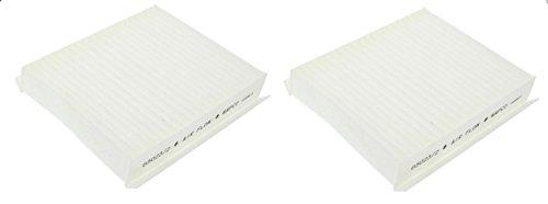 Mapco 65023/2 Filtro, aire habitáculo