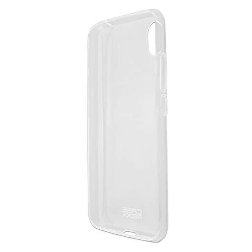 Coque pour Gigaset GS110, TPU-Housse Étui de Protection Antichoc pour Smartphone (Coque de Coloris Transparent)