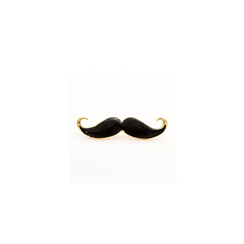 Vibhavari Men's Mustache Lapel Pin