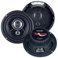 Renegade RXM62-16,5cm 2-Wege Koax Lautsprecher 6,5 Spritzwassergesch/ützt
