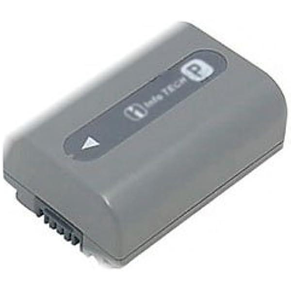np-fp50 Bateria para Sony dcr-hc96e reemplaza: np-fh50 700mah