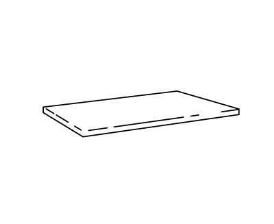 Pressalit RB1902218 Wickel-Unterlage blau für 140 cm Wickeltische, phtalfreie Matratze zum wickeln für Senioren, Behinderte (Abmessungen: 76 x 140 x 30)