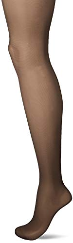 Wolford Sheer 15, Collant Donna, 15 den, (Nearly Black), Small