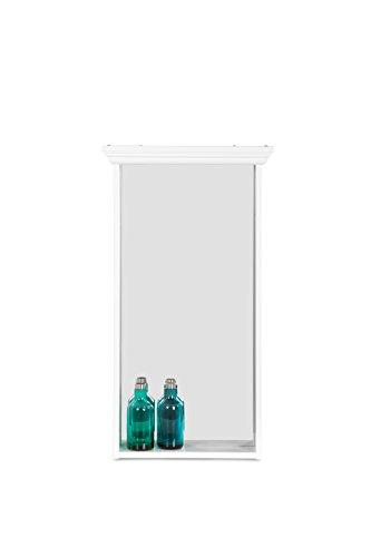 Landhaus-Diseo-moderno-espejo-de-pared-colour-blanco-con-marco-de-madera-con-forma-de-bandeja-44-x-80-x-15-cm