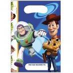 Lot de 6 Sachets Fête Toy Story 3 - Anniversaire Enfant - Goûter Anniversaire