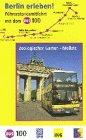 Berlin erleben! Mitfahrt 100er Bus [VHS]