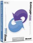 Microsoft Word 2001+Entourage Mac CD