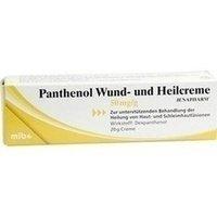 Panthenol Wund- Und Heilcreme Jenapharm 20 g