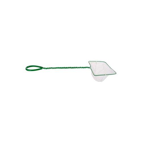 Zolux Fangnetz Mesh Fine für Aquarium Weiß 10cm