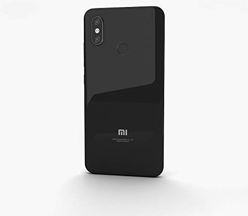 Xiaomi Mi8 - 6GB RAM and 64GB Storage 6.21-Inch Android 8.1 UK Version SIM-Free Smartphone - Schwarz (Official UK Einführung)