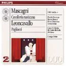 Pagliacci by Ruggero Leoncavallo front cover